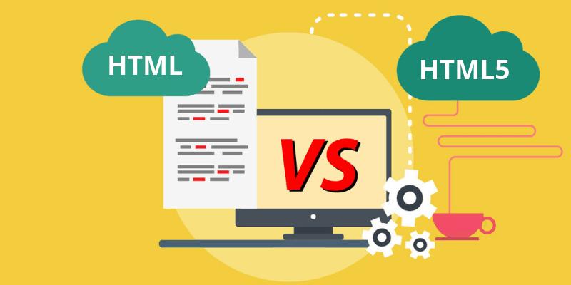 HTML-vs-HTML5